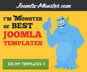 Joomla Monster Templates