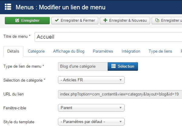Mise en place d'un site multilingue