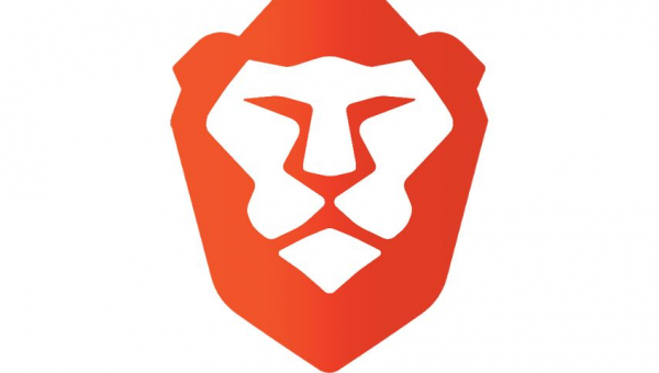 The Brave logo in CSS