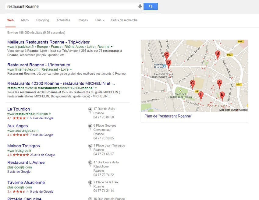 seo comment am u00e9liorer son r u00e9f u00e9rencement local