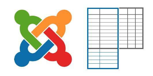 Responsive tables Joomla plugin